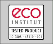 Eco tested product