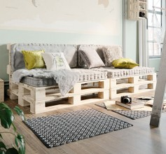 palettenm bel selber bauen anleitungen von hornbach. Black Bedroom Furniture Sets. Home Design Ideas
