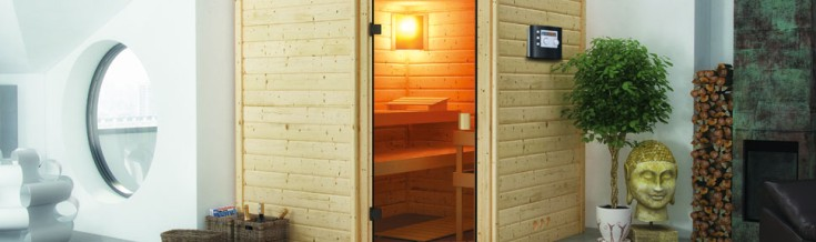 raumanforderung f r eine sauna mit hornbach. Black Bedroom Furniture Sets. Home Design Ideas