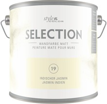 Wandfarbe StyleColor SELECTION Indischer Jasmin 2,5 l