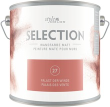 Wandfarbe StyleColor SELECTION Palast der Winde 2,5 l