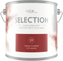 Wandfarbe StyleColor SELECTION Indian Summer 2,5 l