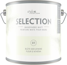 Wandfarbe StyleColor SELECTION Blüte der Athene 2,5 l