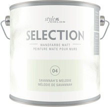 Wandfarbe StyleColor SELECTION Savannah's Melodie 2,5 l