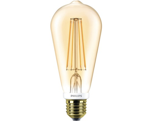 Philips Led Lampe Kolbenform Dimmbar E27 7w 50w 630 Lm 2200 K