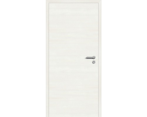Innentüre CPLPlus stumpf Bianco VB 72,2x201,6 cm links