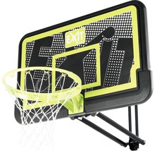 EXIT Basketballkorb Galaxy eckig black