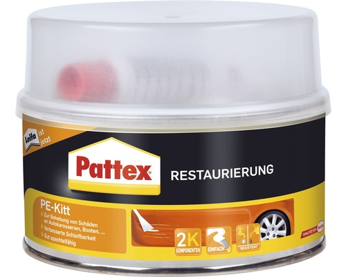 pattex 2 komponenten pe kitt 300 g jetzt kaufen bei hornbach sterreich. Black Bedroom Furniture Sets. Home Design Ideas