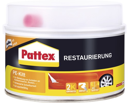 pattex 2 komponenten pe kitt 750 g jetzt kaufen bei hornbach sterreich. Black Bedroom Furniture Sets. Home Design Ideas