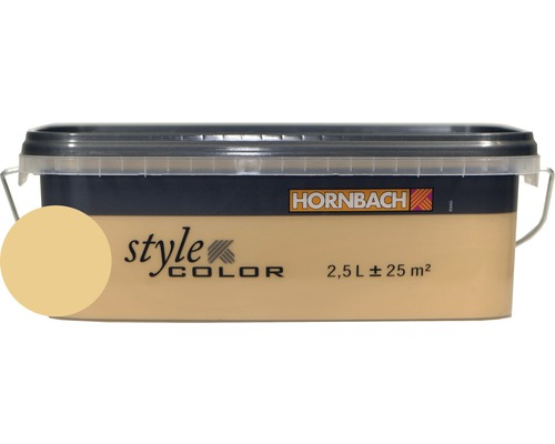 Wandfarbe Style Color Skin 2,5 L