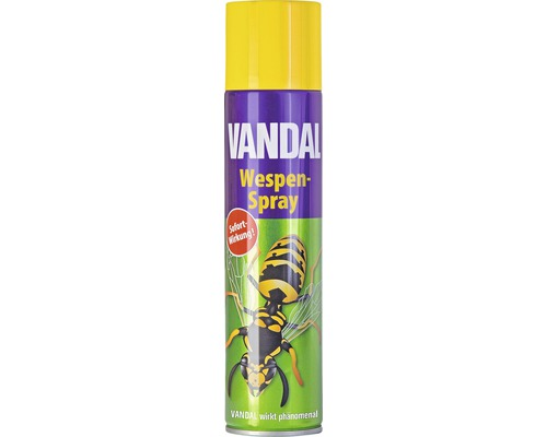 wespenspray vandal 400 ml jetzt kaufen bei hornbach. Black Bedroom Furniture Sets. Home Design Ideas