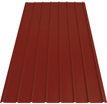 Precit Trapezblech H12 brown red RAL3011 0,4x910x2000 mm