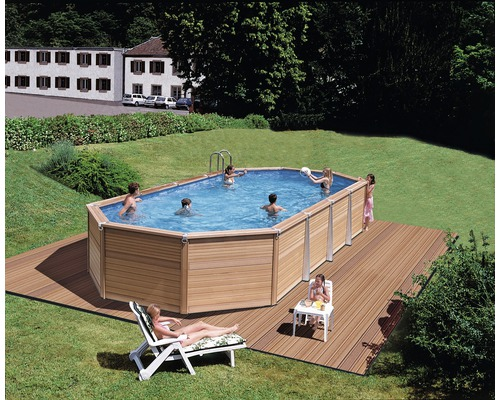 Ovale pools zum aufstellen wo97 hitoiro for Hornbach pool set