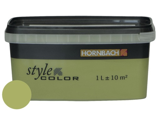 Wandfarbe Style Color Garden 1 L