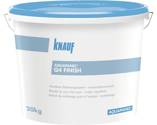 Flächenspachtel Aquapanel Finish Q4 20 kg