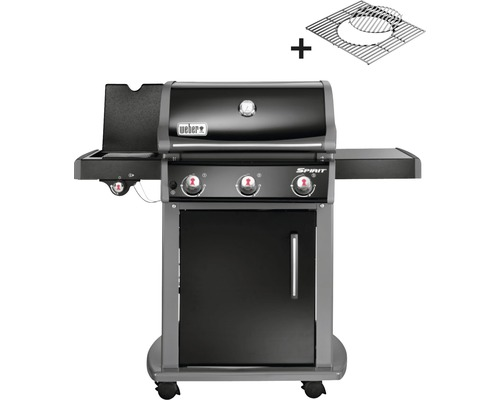 weber griller spirit e 320 original gbs black jetzt kaufen bei hornbach sterreich. Black Bedroom Furniture Sets. Home Design Ideas