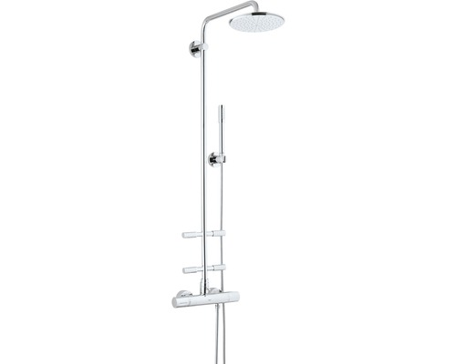 Fabulous Duschsystem Grohe Rainshower® System 210 mit Thermostatbatterie LF03